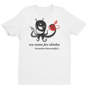 Invasion successful Men's Shisha T-shirt
