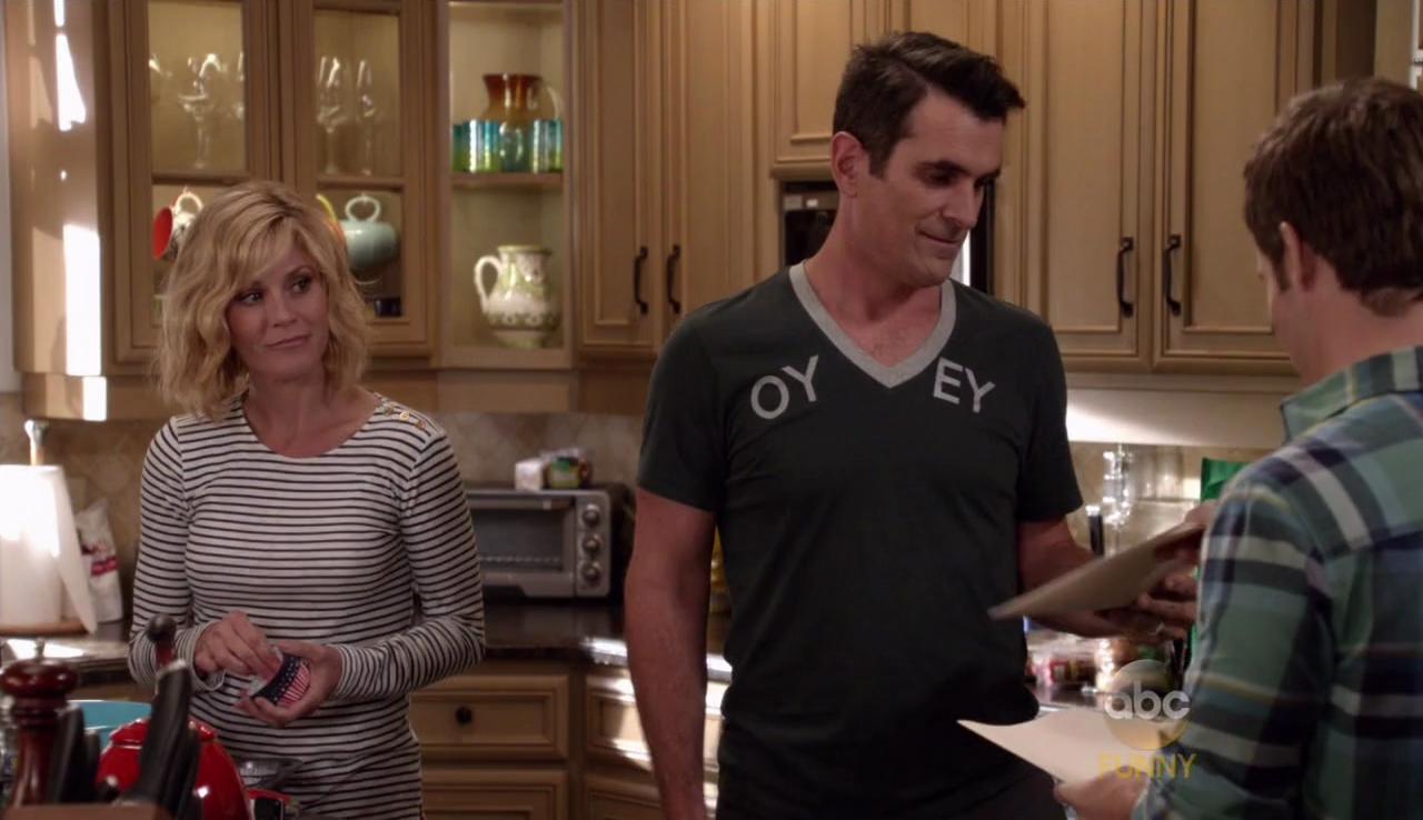 Phil Dunphy oy vey