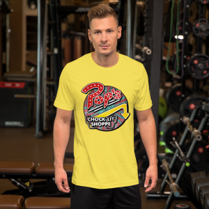Pop's Chock'lit Shoppe Shirt Yellow